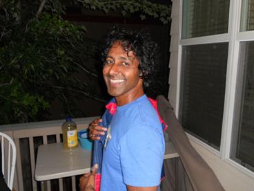 Author Ray Khan