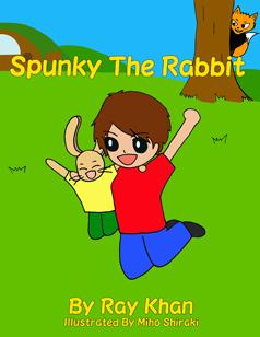 Spunky The Rabbit Educational Activities