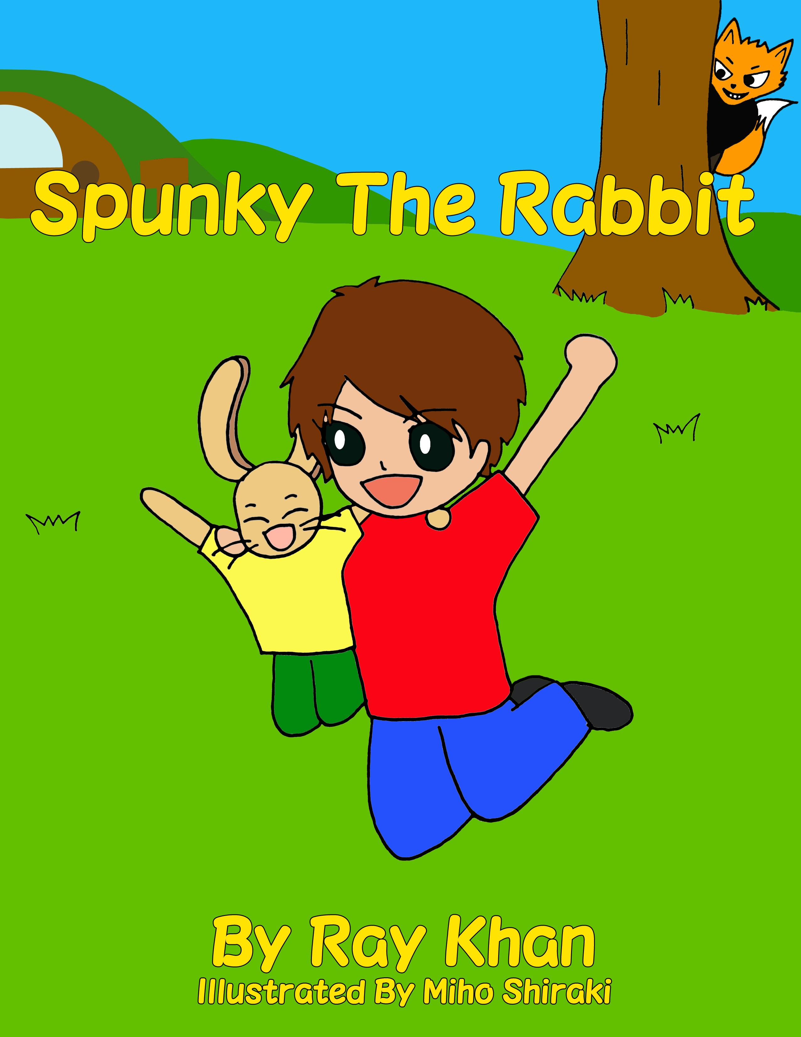 Spunky The Rabbit